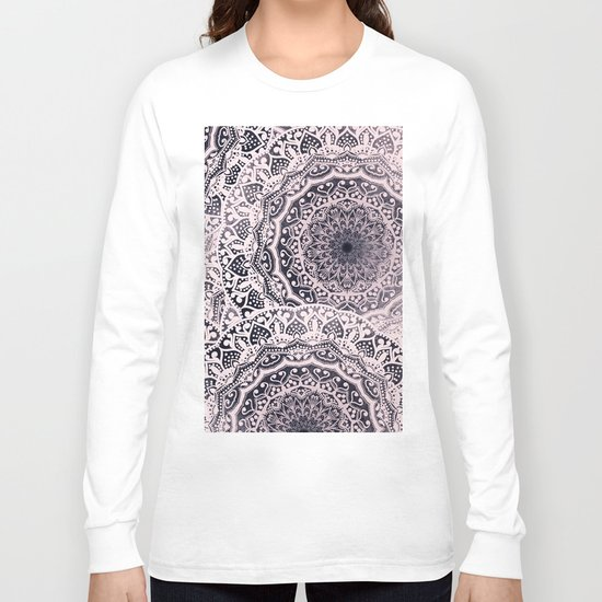 BOHOCHIC GIRL MANDALAS Long Sleeve T-shirt