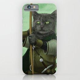 Ranger Cat iPhone Case