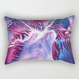 Glacial Wall Rectangular Pillow