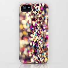 Rainbow Sprinkles - an abstract photograph Slim Case iPhone (5, 5s)