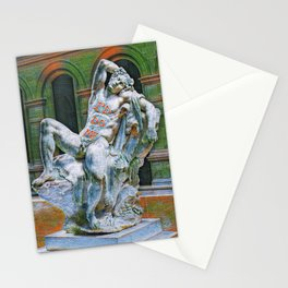 Satyr or Satire? Stationery Cards