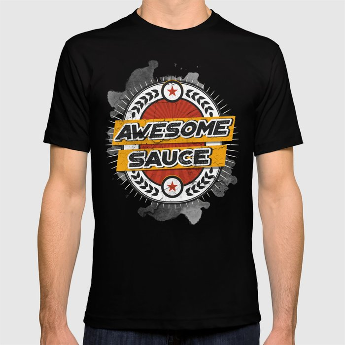 Awesomesauce T-shirt
