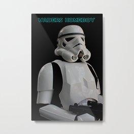 Vaders Homeboy Metal Print