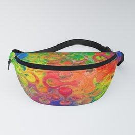 Dripping from my pores Fanny Pack