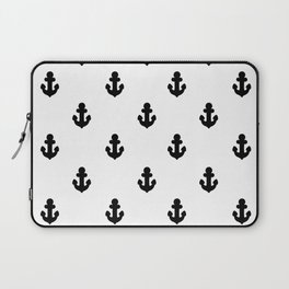 Anchors by the sea Laptop Sleeve