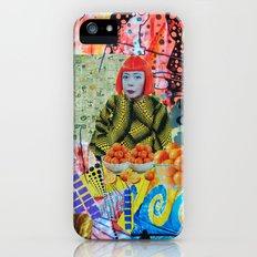 Yayoi Kusama iPhone (5, 5s) Slim Case