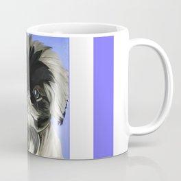 Peke Daisy Dukes Coffee Mug
