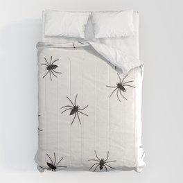 3D Spiders Comforters