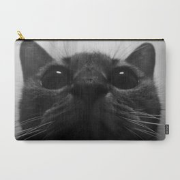 a cat Carry-All Pouch