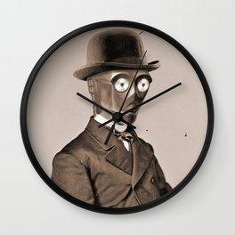 Portrait of Sir C-3PO Wall Clock