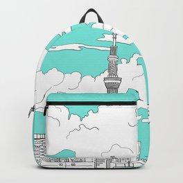 Tokyo Sky Tree Backpack