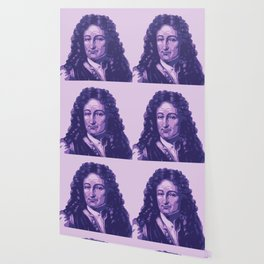 Gottfried Leibniz Wallpaper