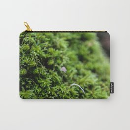 moss mushroom Carry-All Pouch