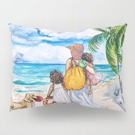 Mother's Paradise Pillow Sham