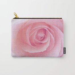 Rose Flower Pink Photography | Nature | Spring | Summer Carry-All Pouch