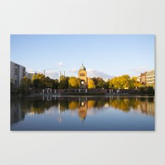 Engelbecken - Berlin Canvas Print