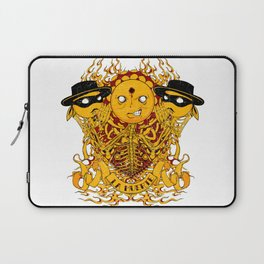 Killer smileys Laptop Sleeve