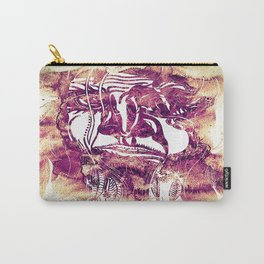 Female Sasquatch Series Carry-All Pouch