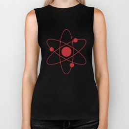 The Big Bang Theory - Atom Biker Tank