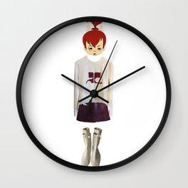 Fashionist Pebble Wall Clock