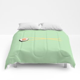 The Perfect Sushi I Comforters