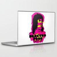 noir Laptop & iPad Skins featuring Noir by LiseRichardson