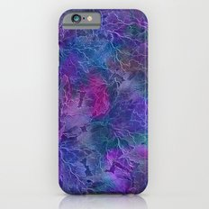 Frozen Leaves 5 Slim Case iPhone 6s