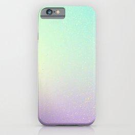 Texture - Holo Ink Splash 2 iPhone Case