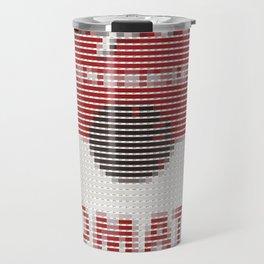 Pantone as pixel Campbell Travel Mug