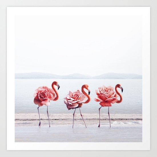 The Pink Dance by heyluisa