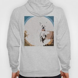 Chinese crested 7 Hoody