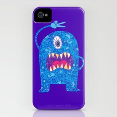 Peace Monster iPhone (4, 4s) Slim Case