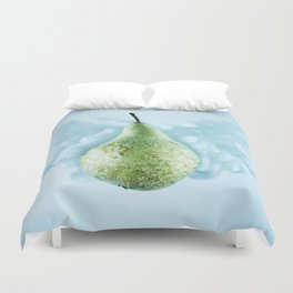 Angel pear Duvet Cover