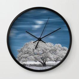 Onte Tree Wall Clock