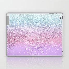 Unicorn Girls Glitter #4 #shiny #pastel #decor #art #society6 Laptop & iPad Skin
