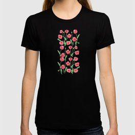 Poppies on a Field T-shirt