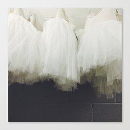 All Balanchine, all night. Canvas Print