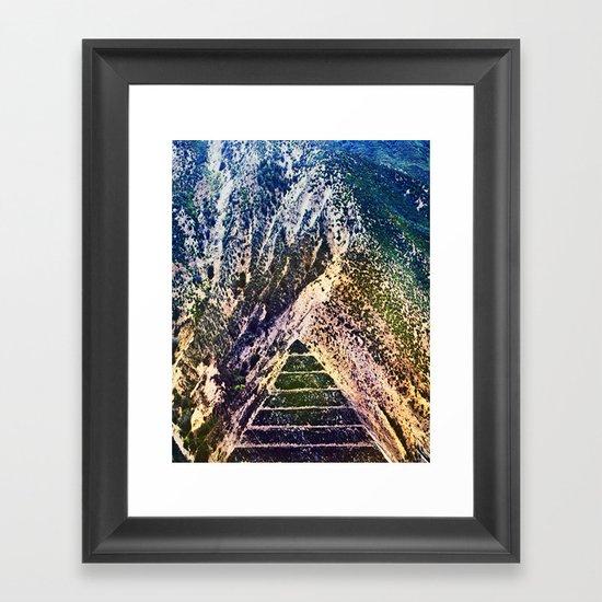 Aimsen Framed Art Print