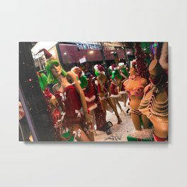 CHRISTMAS IN HOLLYWOOD - day eleven color Metal Print