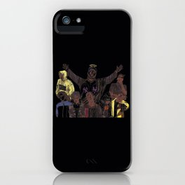 Ferg Yams iPhone Case