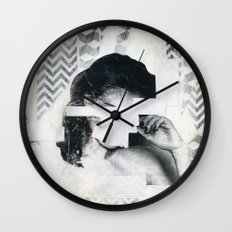 Torn 1 Wall Clock