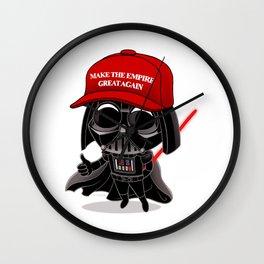 Make the Empire Great Again Wall Clock