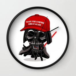 Make the Empire Great Again Wall Clock