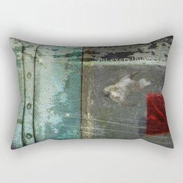 Everything is not okay Rectangular Pillow