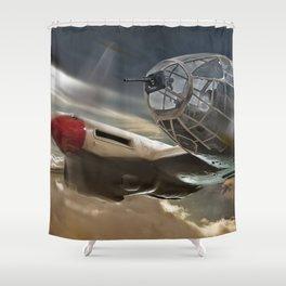 Heinkel HE111 Shower Curtain