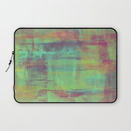 Humility - Mixed Colour Abstract Laptop Sleeve