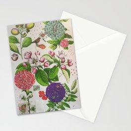 Hydrangea Botanical Stationery Cards