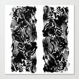 Forest Inks Canvas Print