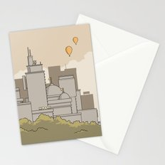 Moore's Big City Stationery Cards