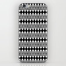 Not Another Triangle Pattern iPhone Skin